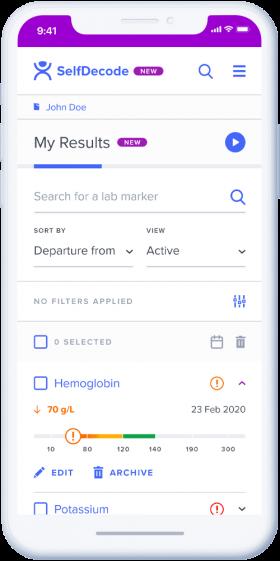 lab-results-mockup
